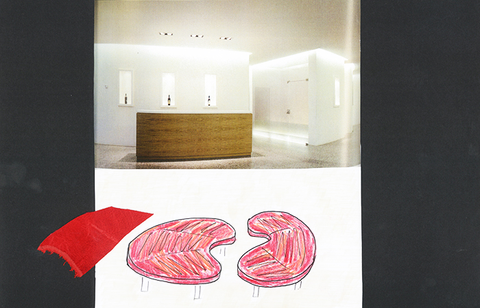 Ideas for lounge hotel, Yvonne Borjesson